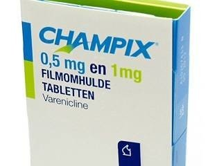 champix gewichtstoename